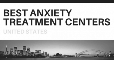 anxiety treatment centers