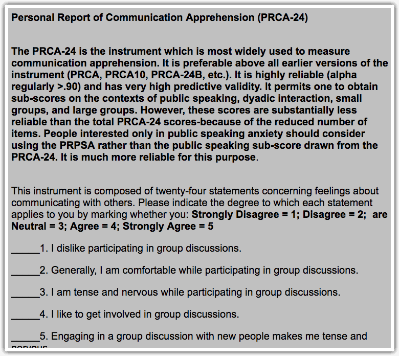 public-speaking-anxiety-test-prca24