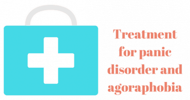 panic disorder and agoraphobia