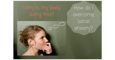symptoms of social anxiety